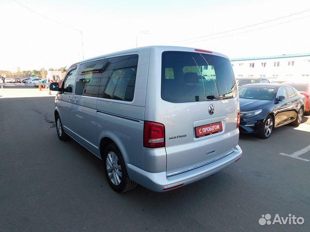 Volkswagen Multivan 2.0AMT, 2015, 39000км