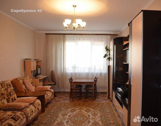 Продается двухкомнатная квартира за 5 800 000 рублей. Московская обл, г Пушкино, мкр Серебрянка, д 46.