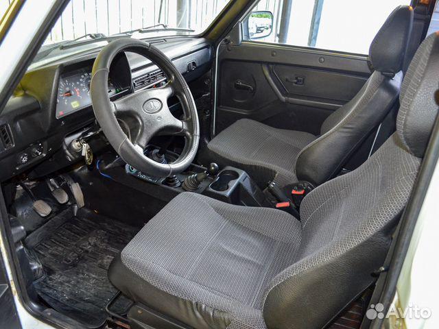 Купить ВАЗ (LADA) 4x4 (Нива) пробег 52 000.00 км 2016 год выпуска