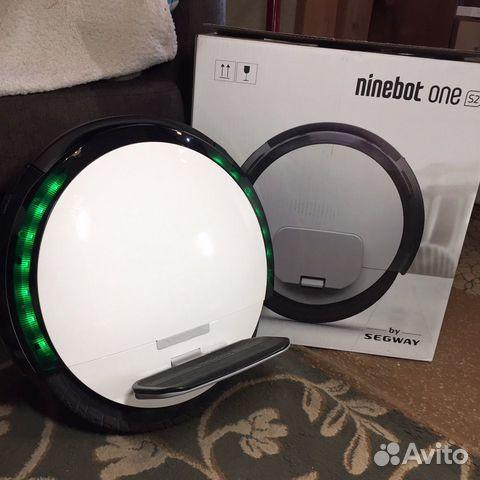 Моноколесо Ninebot ONE S2 купить в Москве на Avito