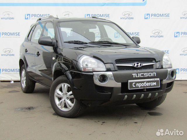 Купить Hyundai Tucson пробег 138 605.00 км 2008 год выпуска