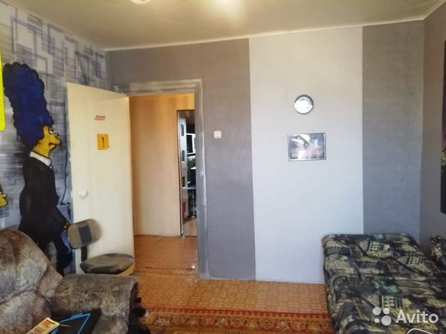 3-к квартира, 59.9 м², 5/5 эт. 89678537170 купить 5