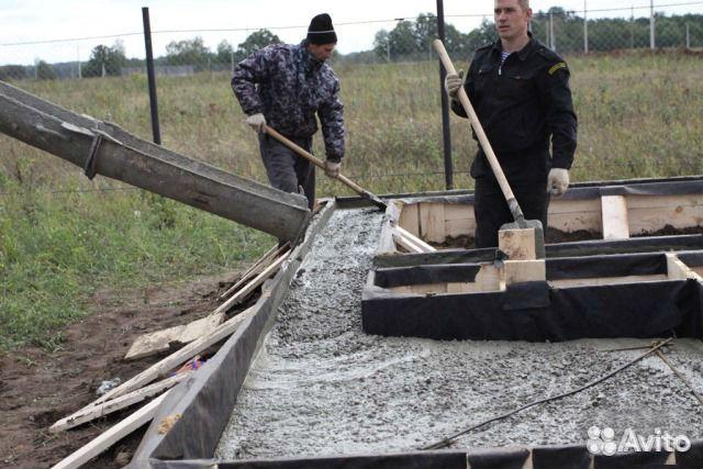 Бетон в иглино бетон гермес