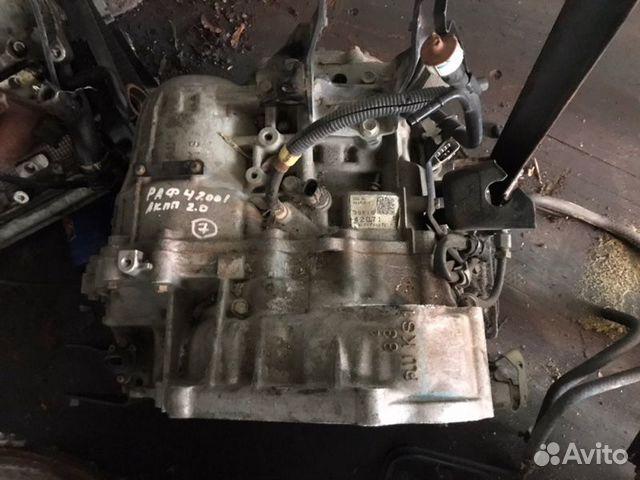 89026196331 АКПП Toyota Rav 4 2.0 2001-2005