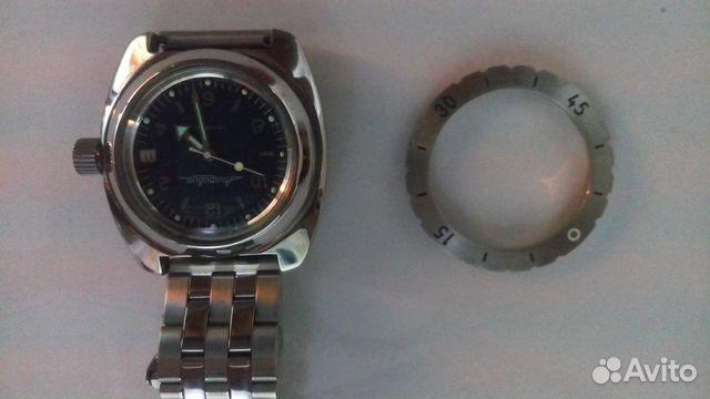 Часы амфибия восток продам браслетом часы с продать чайка золотые