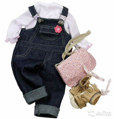 Кукла Gotz 1159451 Ханна у куклы Ballet Asia 50см 89062132153 купить 3