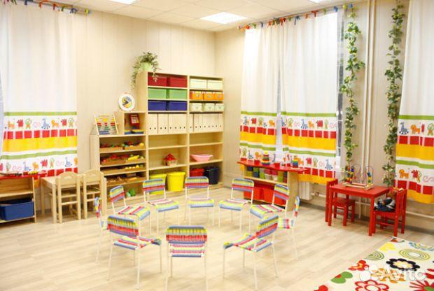 89220004530 Детский центр в густонаселенном микрорайоне