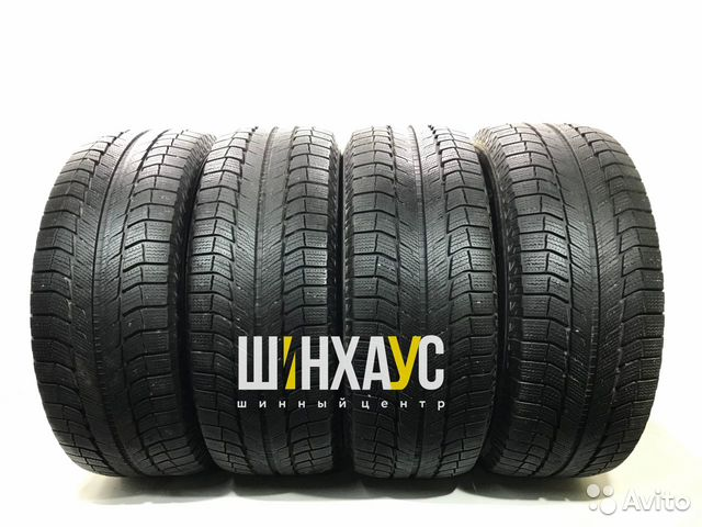 Зимние шины 285 60 18 Michelin Latitude X-Ice 2— фотография №1