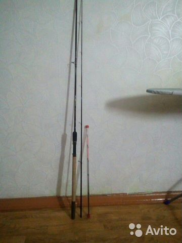 Пикер Волжанка Оптима Фидер 2,7м 25гр+