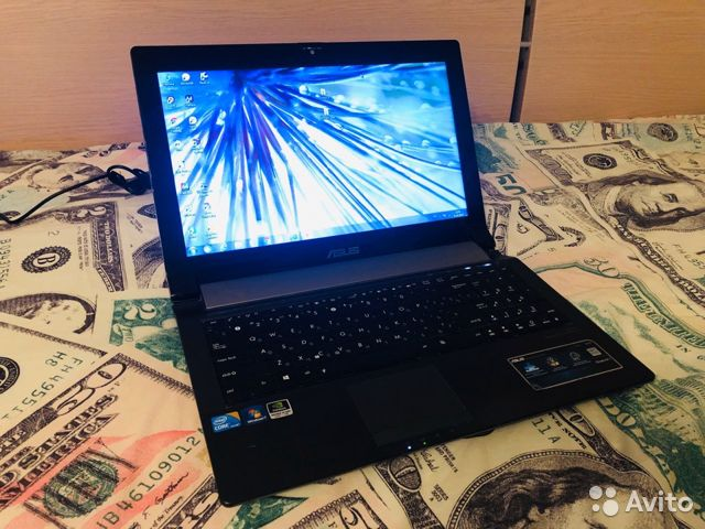 Asus 15.6 laptop (Core i7, 6gb ram, GeForce 425M)