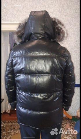 Кожаная куртка с натуральной черно 89513830222 купить 7