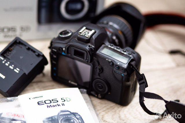 Canon 5D mark ii+ объектив 28-135 мм 89608557863 купить 5