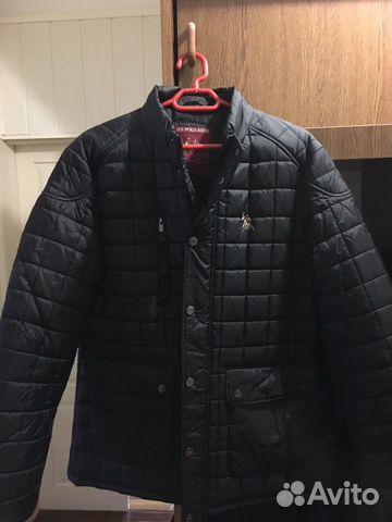Куртка Поло Мужская 54 размер  89286947904 купить 4