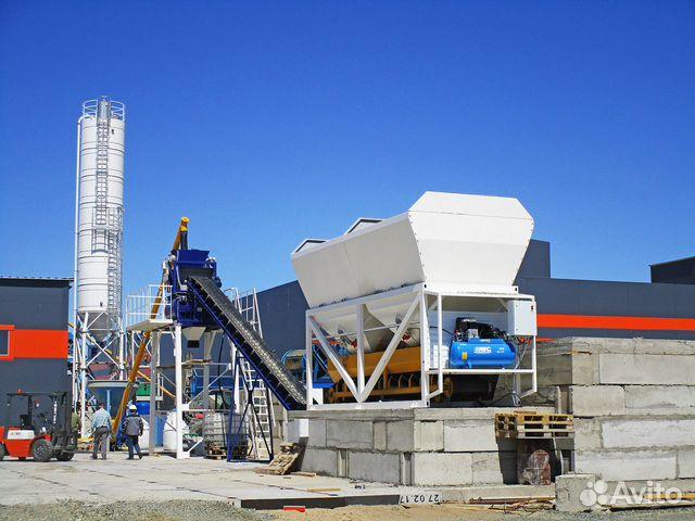 воронежский завод бетона