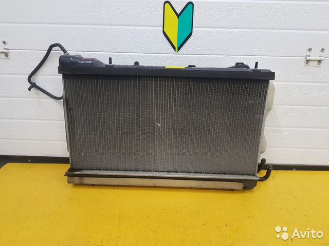 89625003353 Радиатор АКПП Subaru Forester, SG5, EJ20