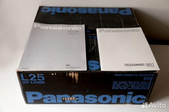 Видеомагнитофон Panasonic NV-25 (Япония)  купить 10