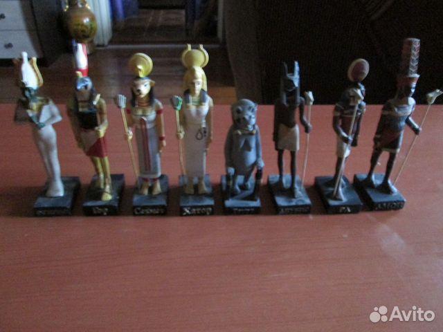 Фигурки боги египта  купить 1