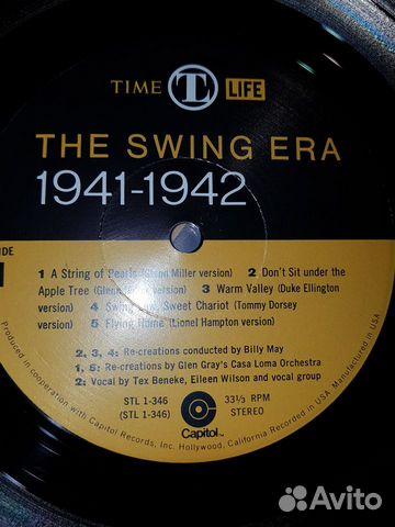Swing Era, Mint, USA 1970 14 box, 42 pl 89185565096 купить 3