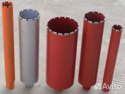 Авито купить алмазная коронки по бетону влажность песка при приготовлении бетонной смеси