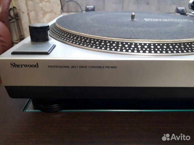 Проигрыватель винила Sherwood PM-9805
