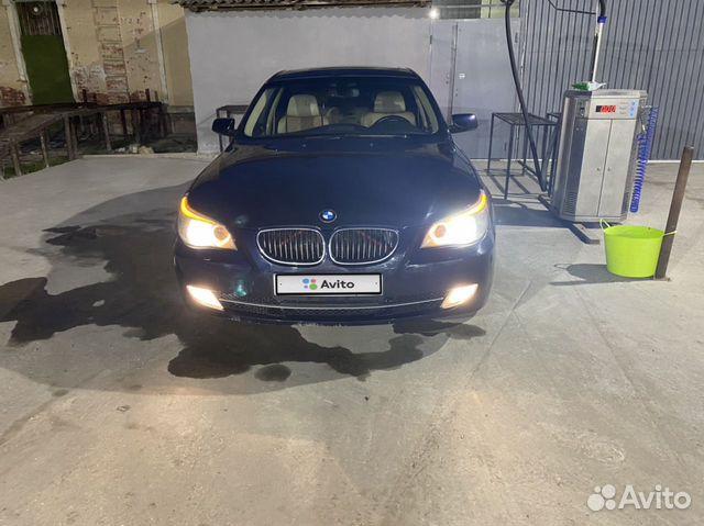 BMW 5 серия, 2008 купить 4
