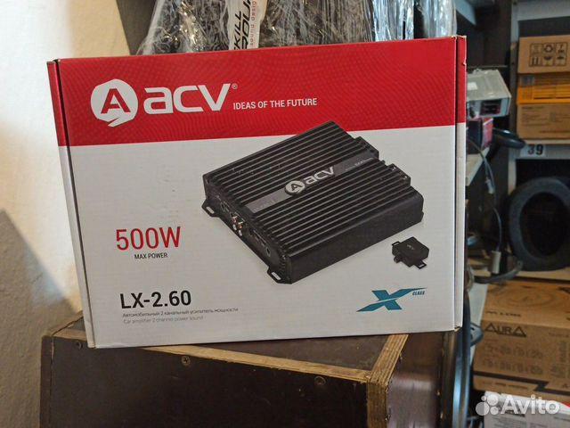Усилитель acv lx-2.60 купить 1