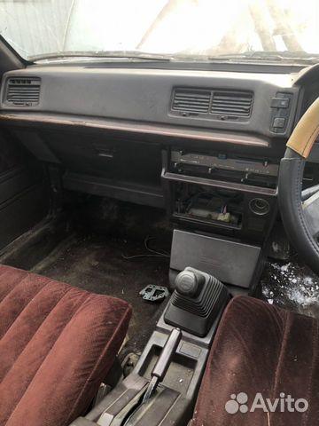Toyota Corona, 1986 89149105157 купить 3