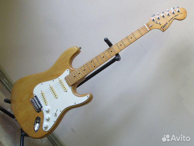 89025069832 Электрогитара Tomson SE-838N (1970х Japan)