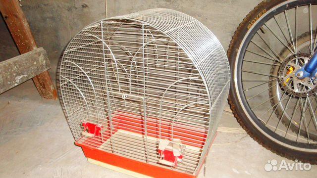 Клетка для птиц 89102044235 купить 2