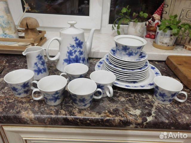 Сервизы чайные Германия,Польша 89515554156 купить 7