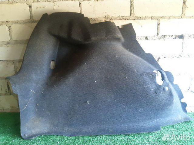 89270165946 Обшивка багажника левая Citroen C3 F ET3J4