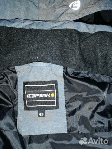 Куртка весна icepeak р.48, ветровка Demix  89069237479 купить 4