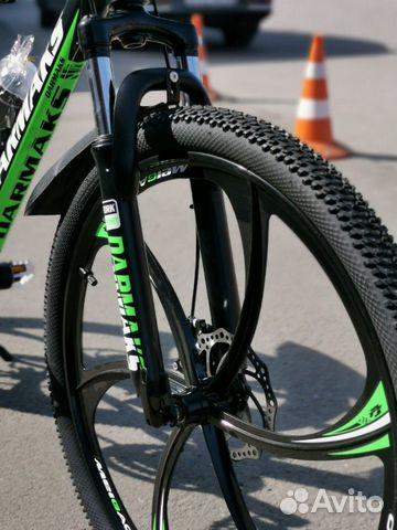 Горный велосипед, на 26 колесах