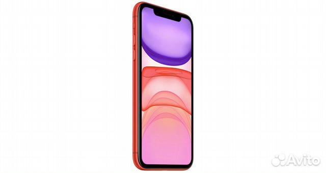 iPhone 11 128Gb Red новый на гарантии