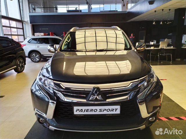 Mitsubishi Pajero Sport, 2020 купить 2