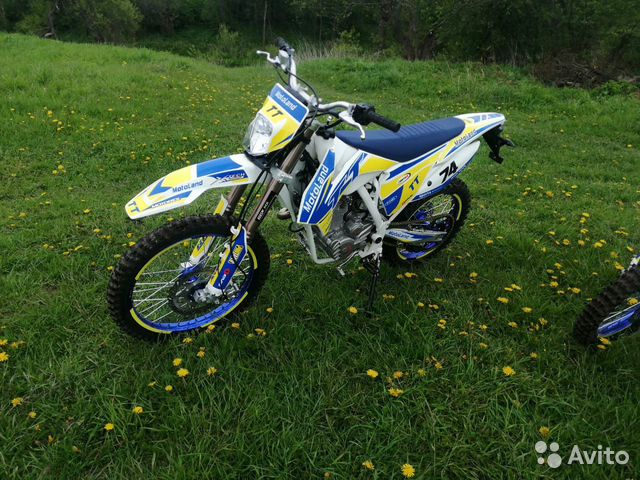 Мотоцикл Кросс TT250 (172FMM) (2020 г.) с птс купить 1