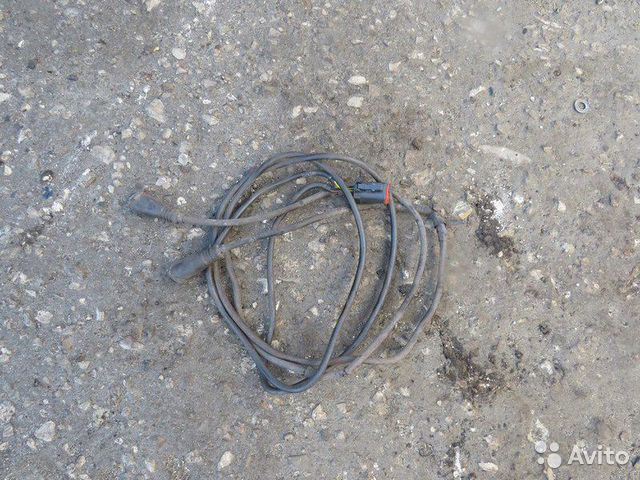 88005509638 Жгут электропроводки двойной (датчики износа левый