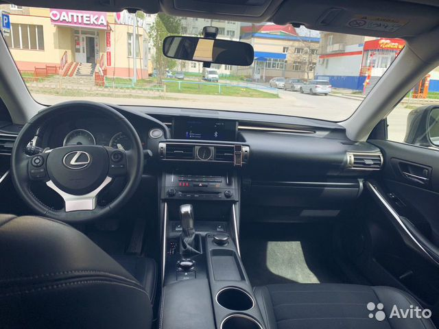 Lexus IS, 2013 89821902507 купить 8