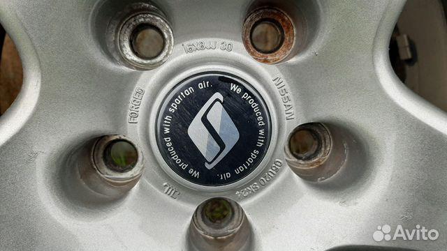 Оригиналы Nissan Skyline GTR BNR32 R16x8JJ ET30 89622890362 купить 5