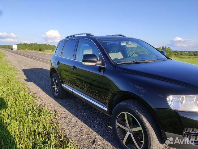 Volkswagen Touareg, 2005 купить 10