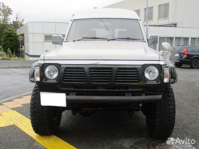 Nissan Safari, 1994 89143200606 купить 9