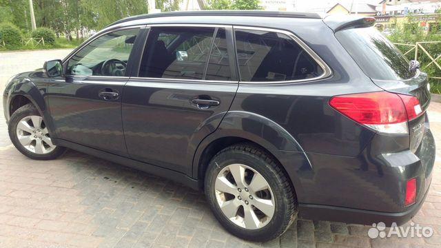 Subaru Outback, 2011 89386663275 купить 3