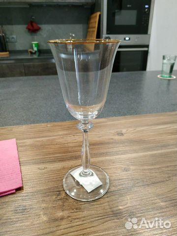 Фужер для вина,бокал Bohemia Sofia