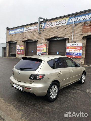 Mazda 3, 2007 89110402279 купить 4