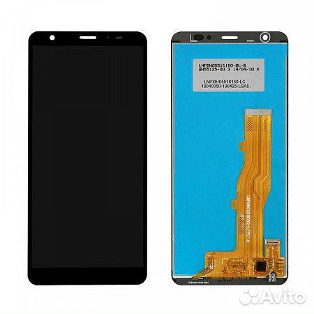 Дисплей для ZTE Blade A5 2019 + тачскрин черный  89003558000 купить 1