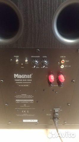 Акустическая система Magnat Tempus 33 + SUB 300 A  89045740876 купить 8