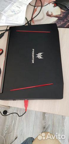 Acer Predator helios 300  купить 1