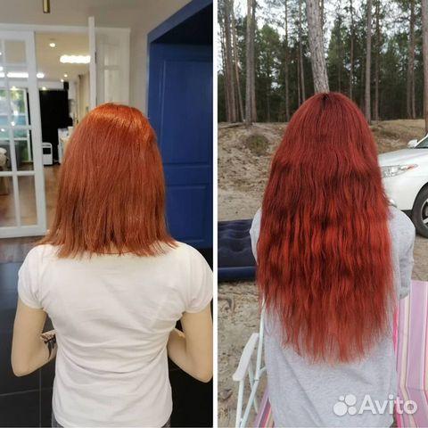 Наращивание волос  89965832336 купить 5