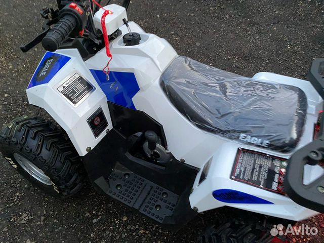 Подростковый квадроцикл motoland eagle 2020  89803403030 купить 6