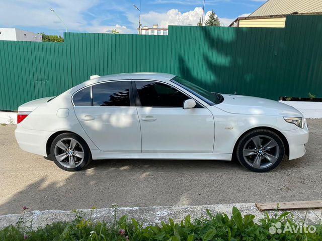 BMW 5 серия, 2008  89520226001 купить 6